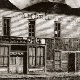 Paul  Strand , American House, Ghost Town, Colorado, 1931