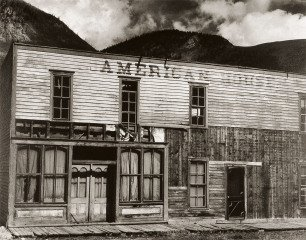 Paul  Strand  American House, Ghost Town, Colorado, 1931 art for sale