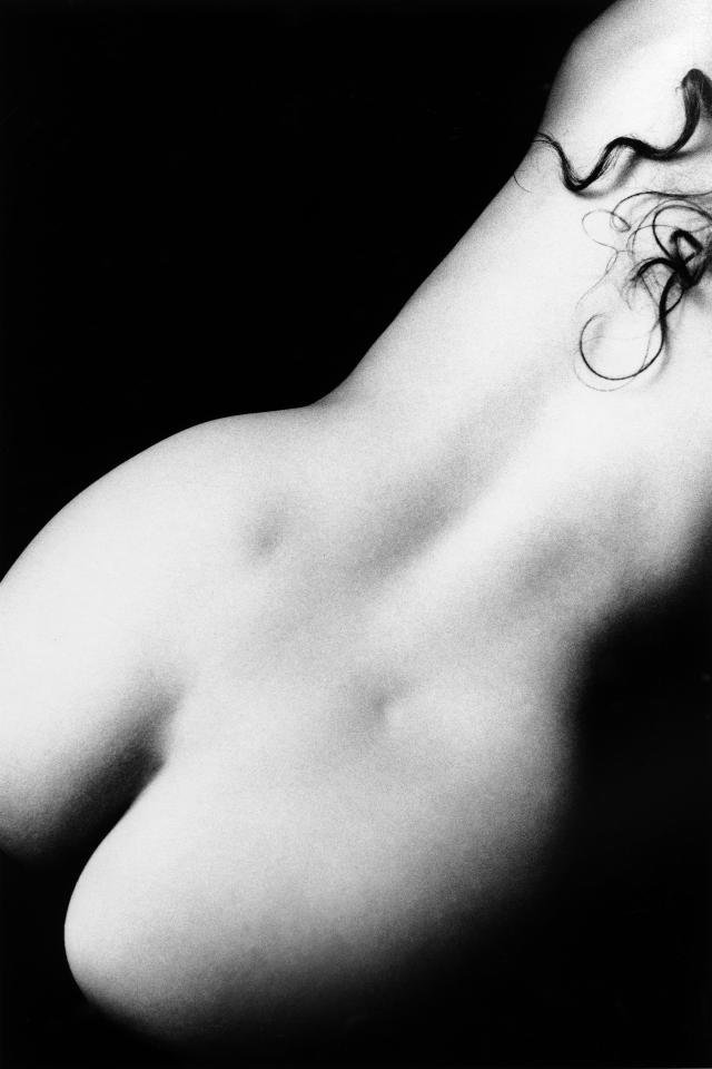 Ralph Gibson, Infanta (Curl)
