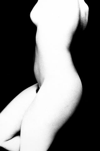 Infanta (Side), by Ralph Gibson