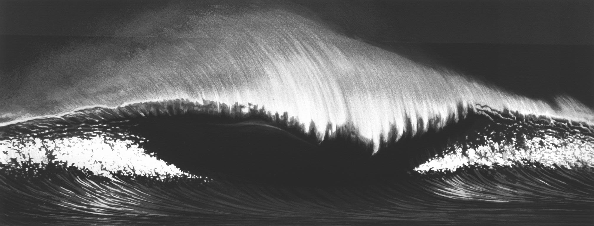 Robert Longo, Wave