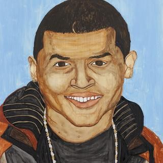 Chris Brown art for sale