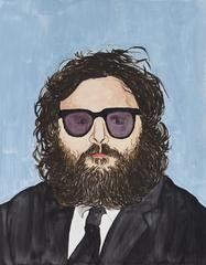 Rudy Shepherd Joaquin Phoenix art for sale