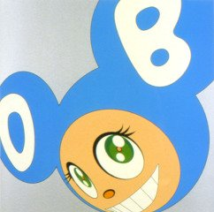 AND THEN Light blue, by <a href='/site-admin/artists/artist/297'>Takashi Murakami</a>