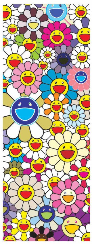 Floflowers, by Takashi Murakami
