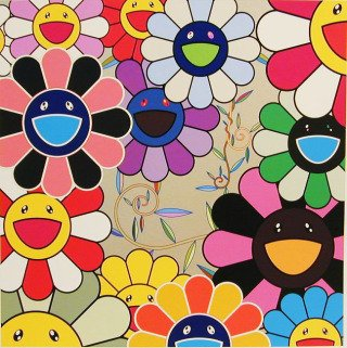 Killer Pink, by <a href='/site-admin/artists/artist/297'>Takashi Murakami</a>