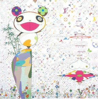 SUPERFLAT Monogram: Panda & His Friends, by <a href='/site-admin/artists/artist/297'>Takashi Murakami</a>