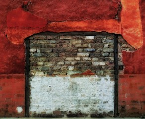 Wall-7, Forbidden City, Beijing, by Wen Fang